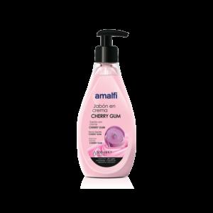 Amalfi® Jabón en Crema Cherry Gum 500ML
